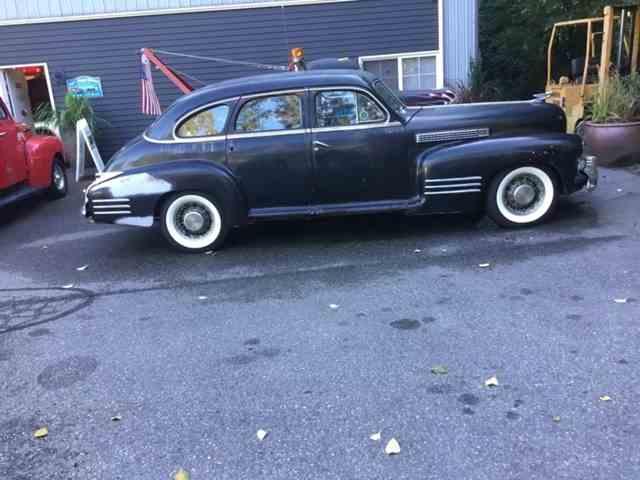 1941 Cadillac Series 63 | 1034519