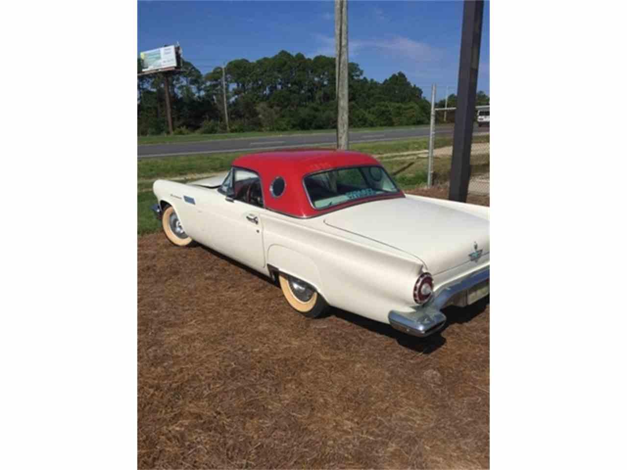 1957 Ford Thunderbird for Sale - CC-1034521