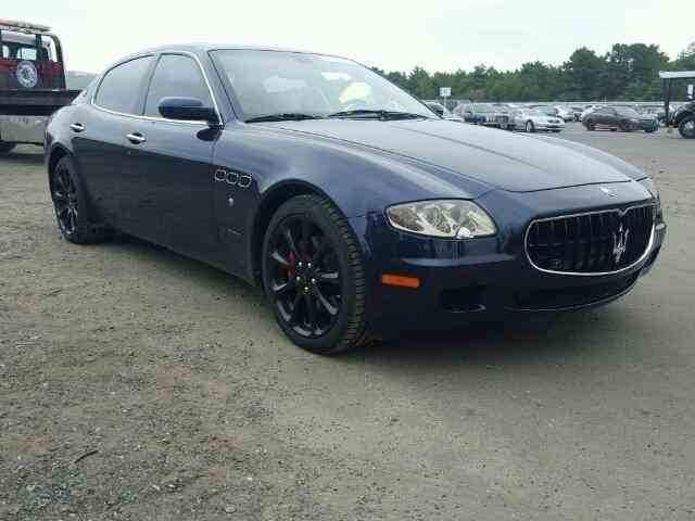 2008 Maserati Quattroporte | 1034531
