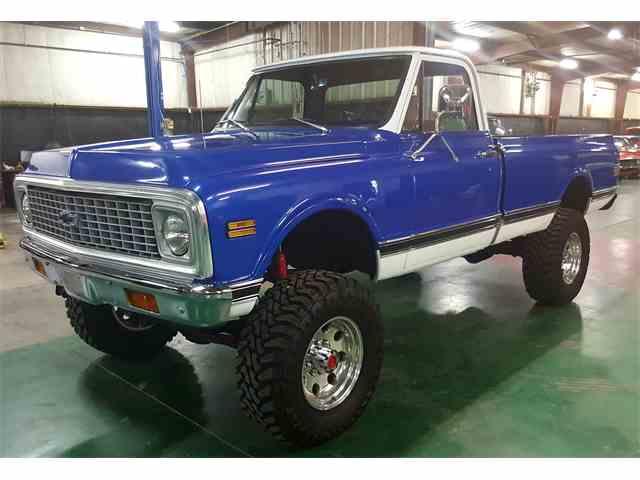 1971 Chevrolet K-20 | 1034534
