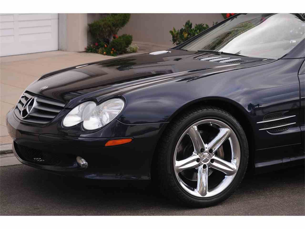 Large Picture of '03 SL500 - M694