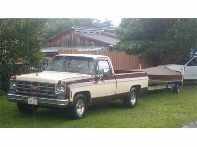 1977 Chevrolet C10 | 1034541