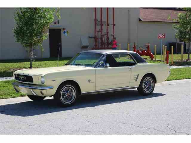 1966 Ford Mustang | 1034542