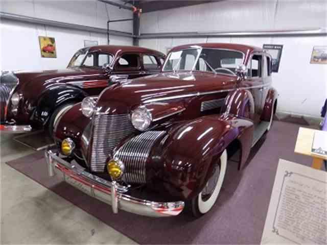 1939 Cadillac Series 61 | 1034545