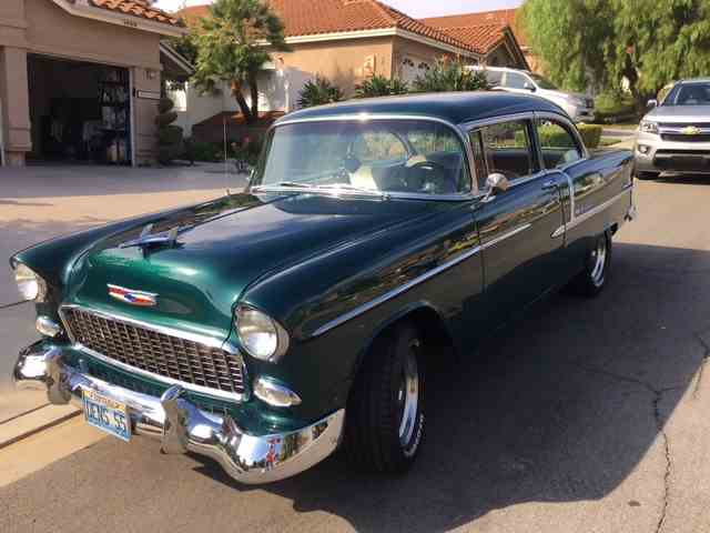 1955 Chevrolet 2-Dr Post | 1034547