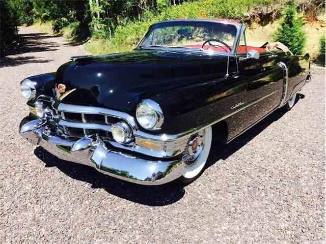 1952 Cadillac Series 62 | 1030455