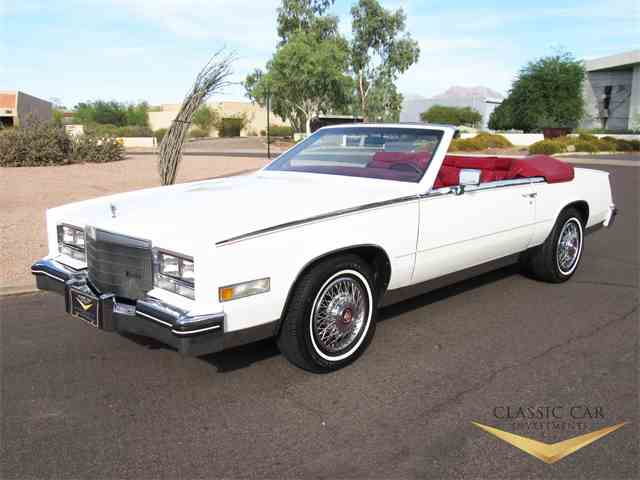 Picture of '85 Eldorado Biarritz - M69J