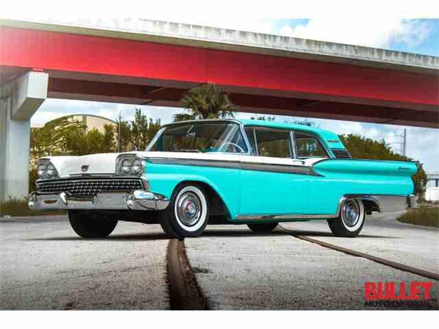 Picture of '59 Galaxie 500 located in FLORIDA - $24,750.00 - M69P