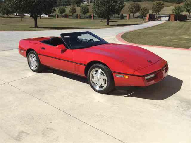 1989 Chevrolet Corvette | 1034562