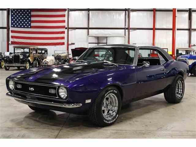 1968 Chevrolet Camaro | 1034584