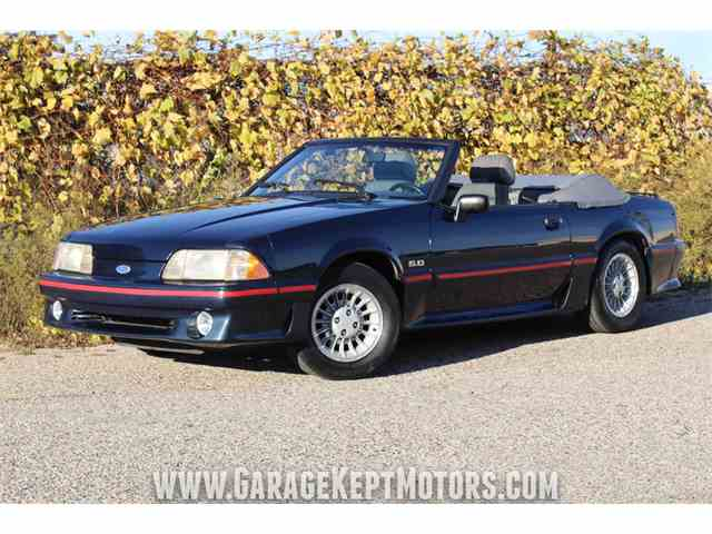 1988 Ford Mustang | 1034586