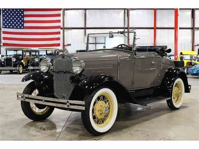 1930 Ford Model A | 1034589