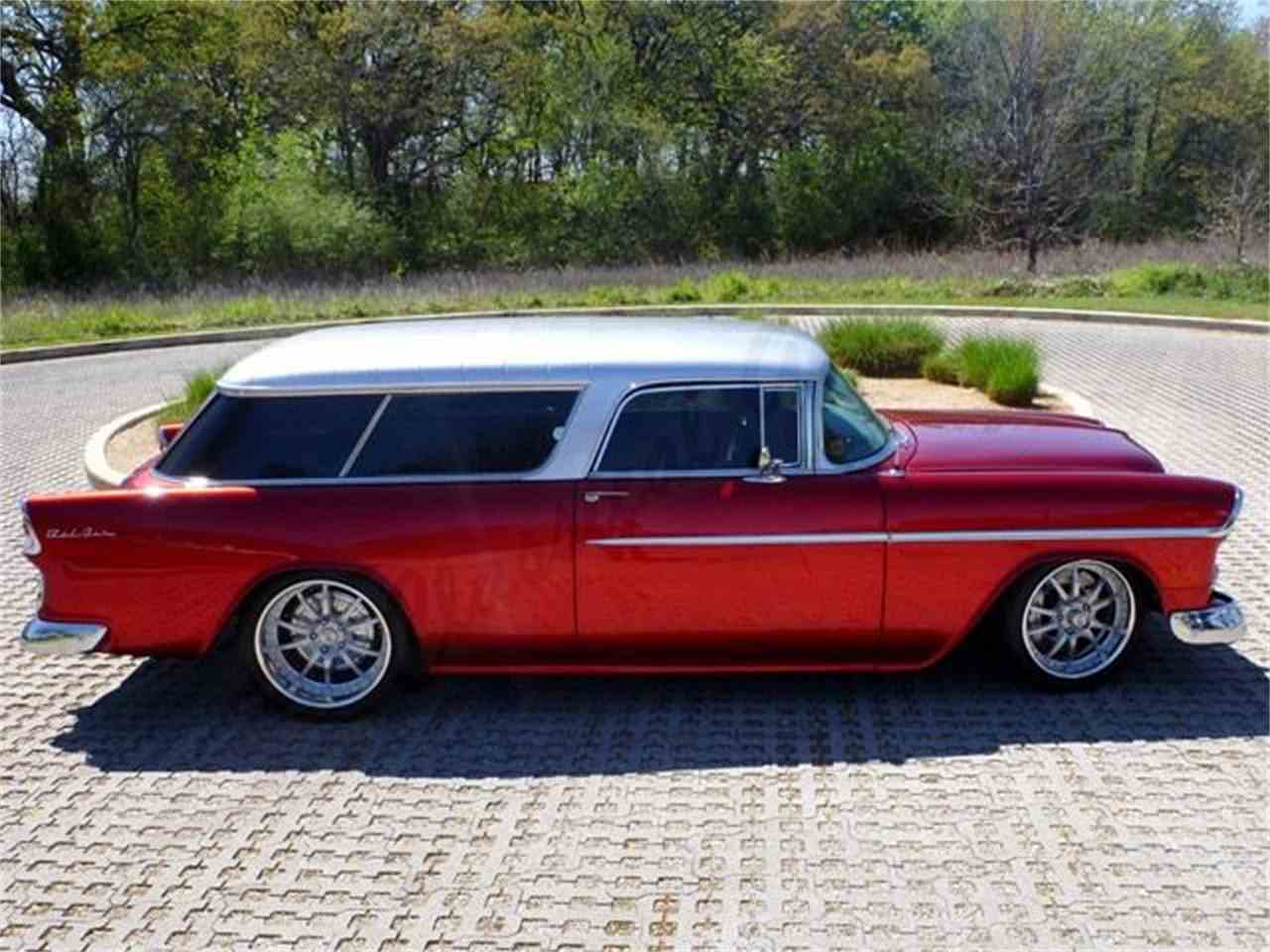 All Chevy 1955 chevrolet nomad : 1955 Chevrolet Nomad for Sale | ClassicCars.com | CC-1034595
