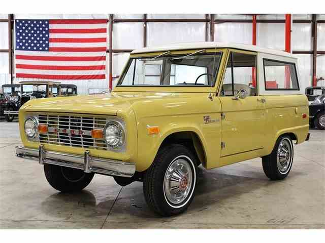 1973 Ford Bronco | 1034598