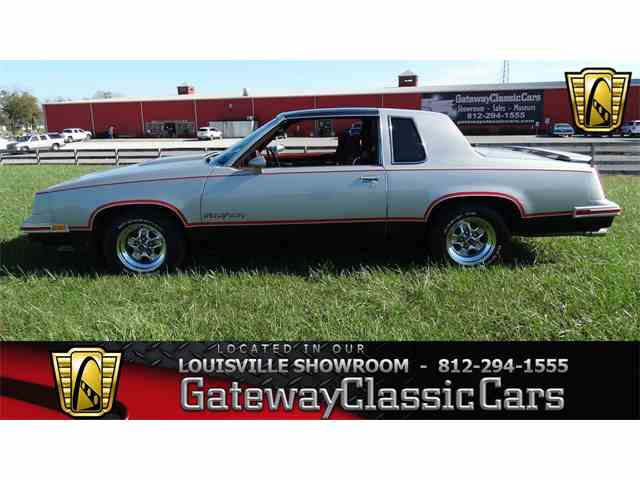 1984 Oldsmobile Cutlass | 1034607