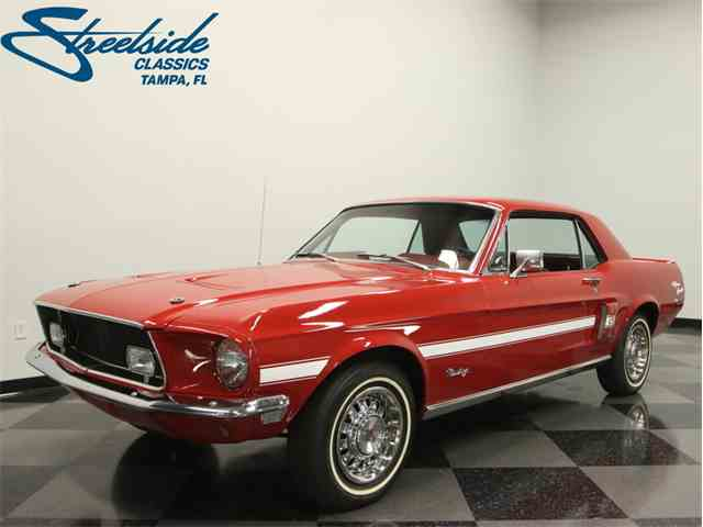 1968 Ford Mustang GT/CS (California Special) | 1034614