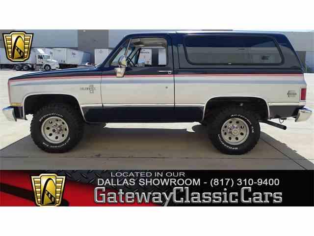 1987 Chevrolet Blazer | 1034616