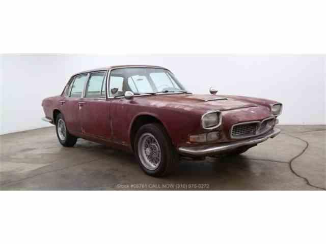 1966 Maserati Quattroporte | 1034618