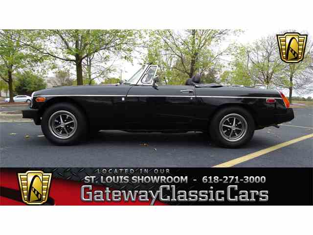 1980 MG MGB | 1034624