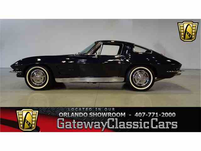 Picture of Classic 1963 Chevrolet Corvette located in Florida Offered by Gateway Classic Cars - Orlando - M6BN