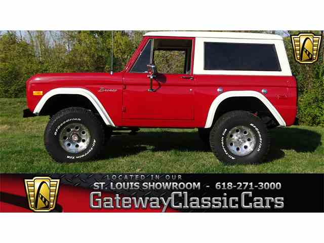 1974 Ford Bronco | 1034629