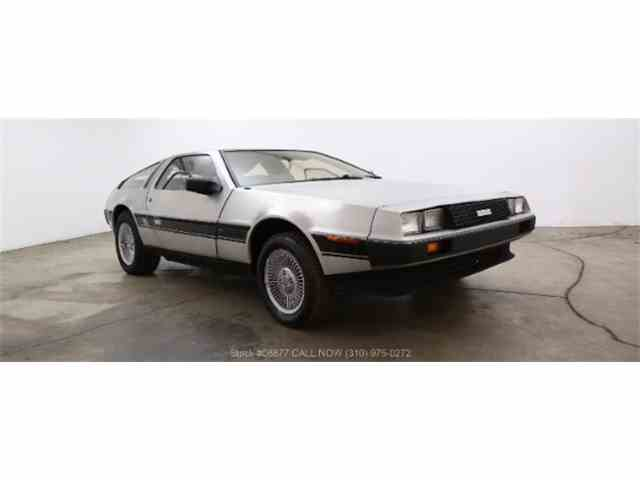 1981 DeLorean DMC-12 | 1034633