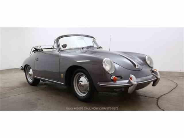 1960 Porsche 356B | 1034634