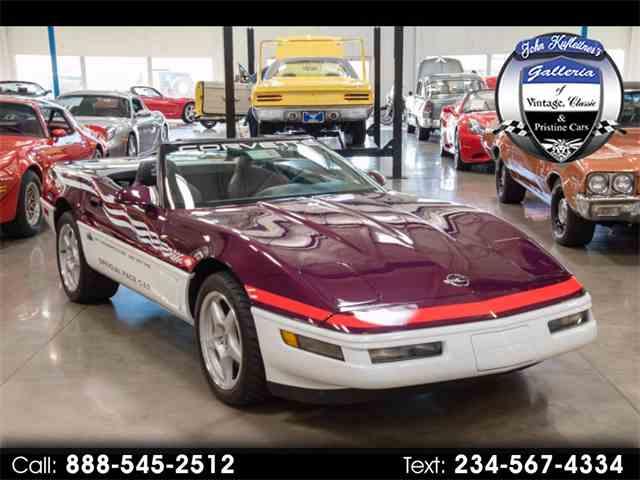 1995 Chevrolet Corvette | 1034639