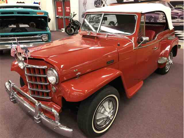 1950 Willys Jeepster | 1034643
