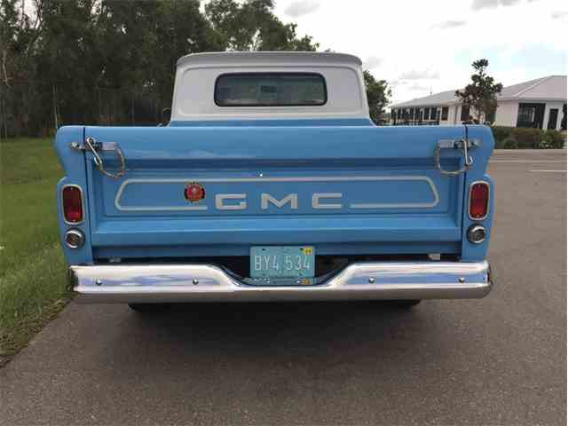 1965 Gmc 1/2 Ton Custom Pickup | 1034644