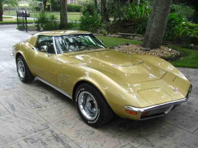 1972 Chevrolet Corvette | 1034650