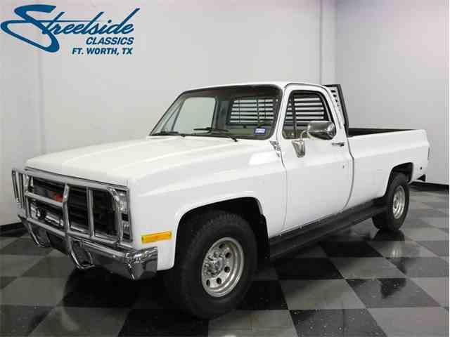 1986 Chevrolet C20 Camper Special | 1034652