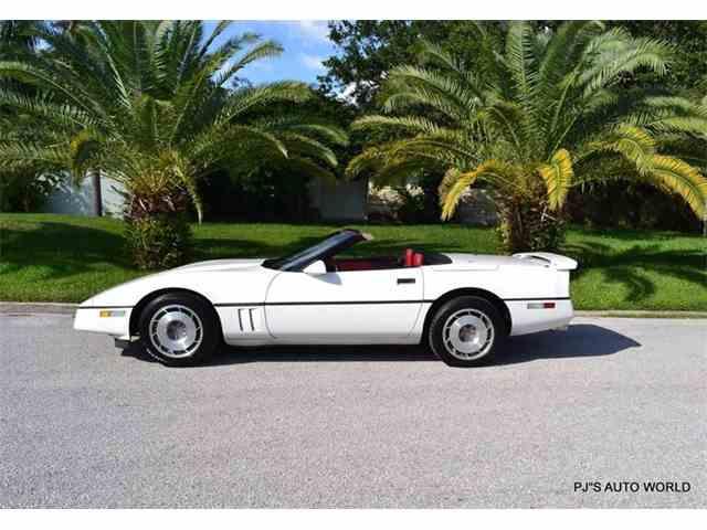 1987 Chevrolet Corvette | 1034665