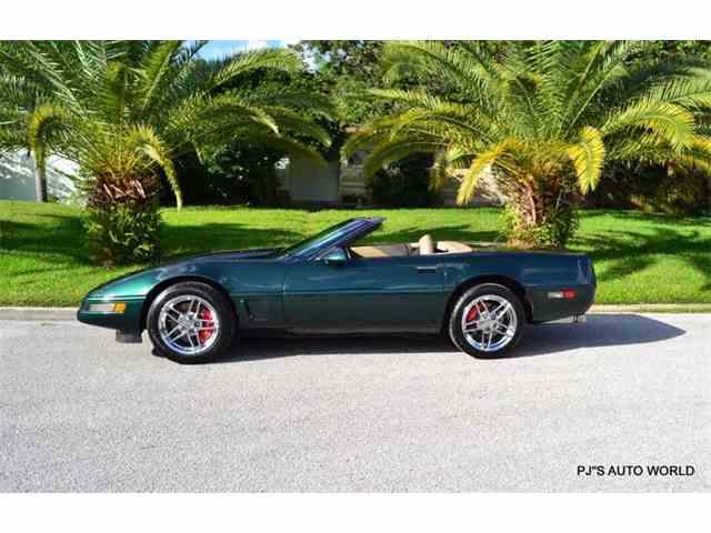 1995 Chevrolet Corvette | 1034670