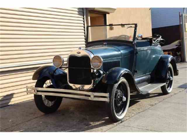 Picture of '28 Model A - M6CX