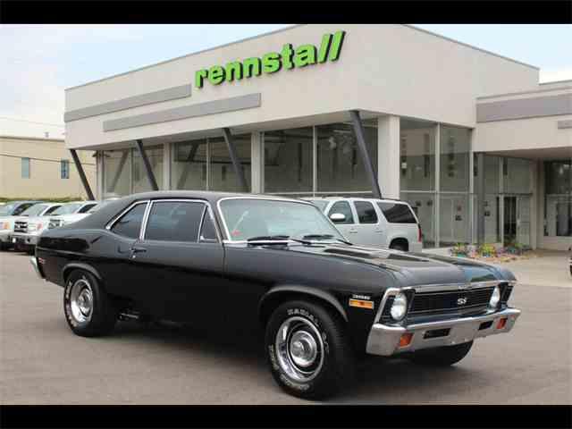 1972 Chevrolet Nova | 1034688