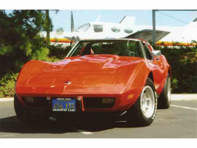 Picture of 1976 Chevrolet Corvette - $17,500.00 Offered by Corvette Lady - M2SF