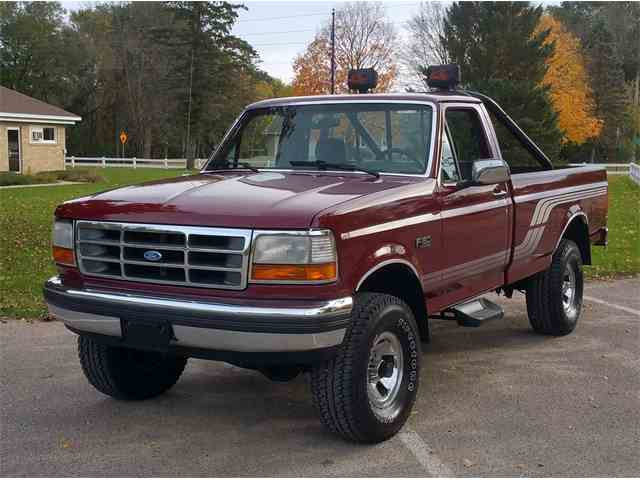 1992 Ford F150 | 1034712