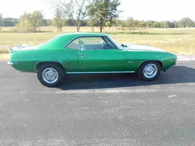 1969 Chevrolet Camaro | 1034715