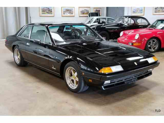 1984 Ferrari 400I | 1034723