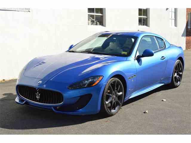 2013 Maserati GranTurismo | 1034728