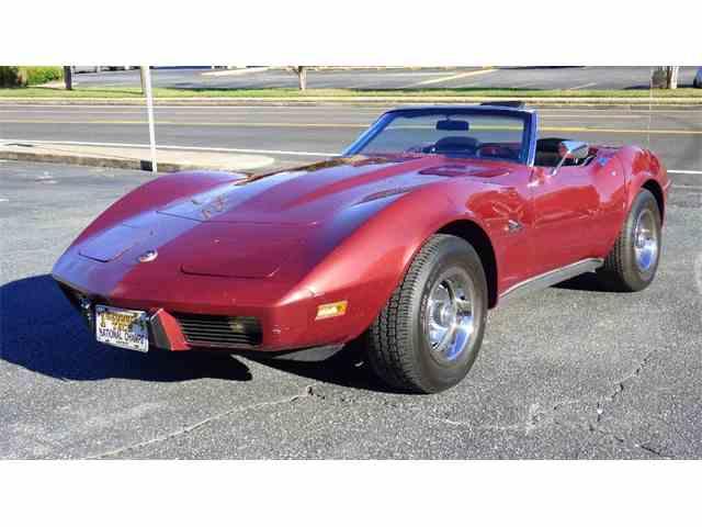 1975 Chevrolet Corvette | 1034730