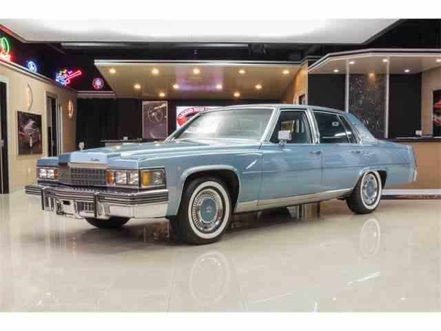 1978 Cadillac Fleetwood | 1034732