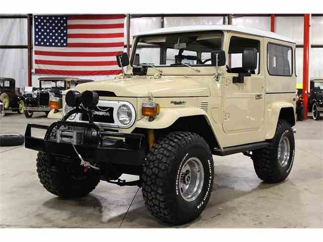 Picture of '76 Toyota Land Cruiser FJ Offered by GR Auto Gallery - M6ET