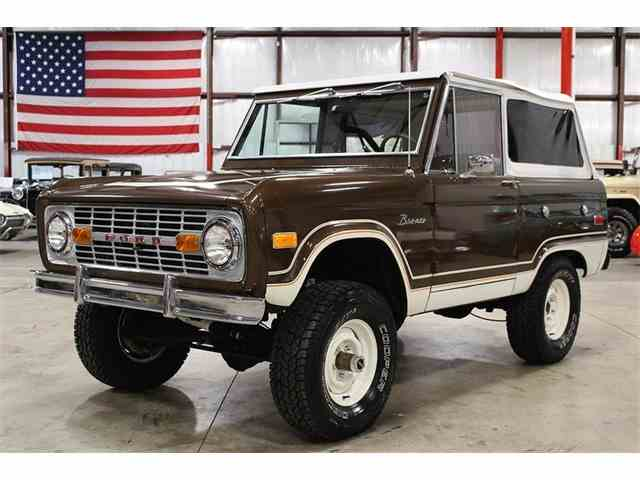 1975 Ford Bronco | 1034743