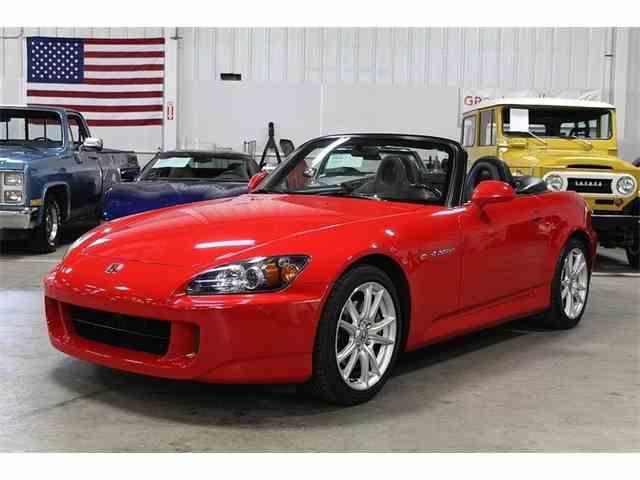 2004 Honda S2000 | 1034744