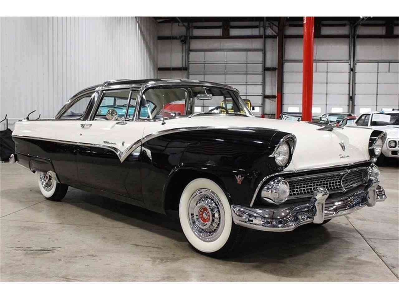 1955 ford fairlane crown victoria blog cars on line - 1955 Ford Crown Victoria For Sale Cc 1034745
