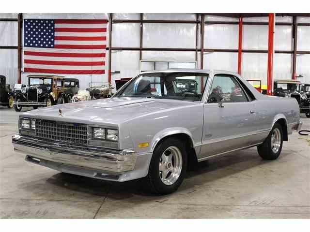 1985 Chevrolet El Camino | 1034746