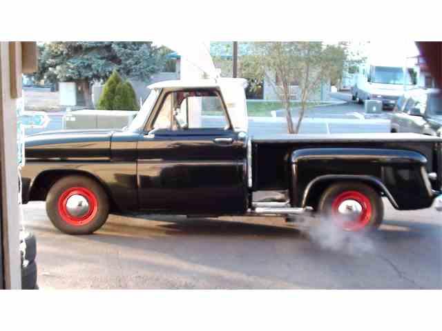 1966 Chevrolet C10 | 1034754