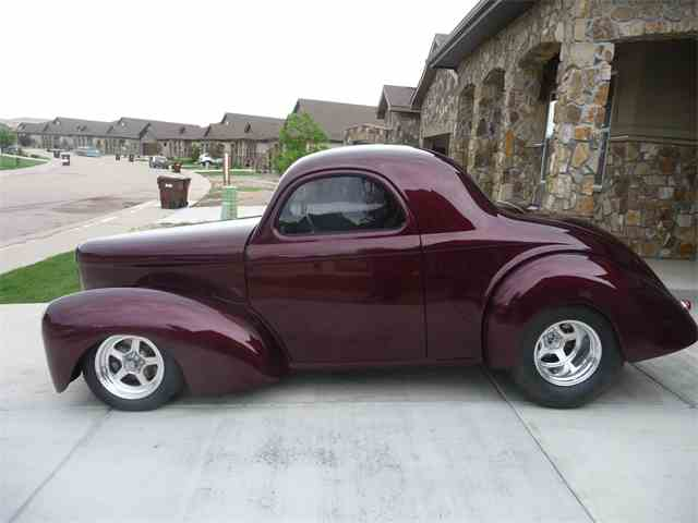 1941 Willys Coupe | 1034756